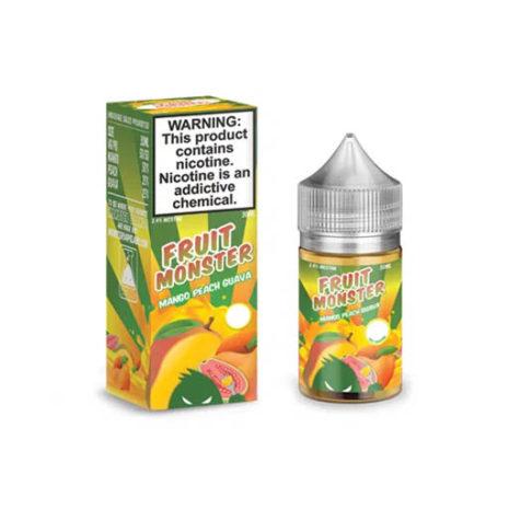 International- Fruit Monster Mango Peach Guava Salts 48mg 30ml