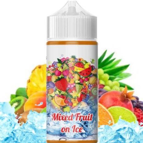 Mixed Fruit On Ice 25mg 30ml