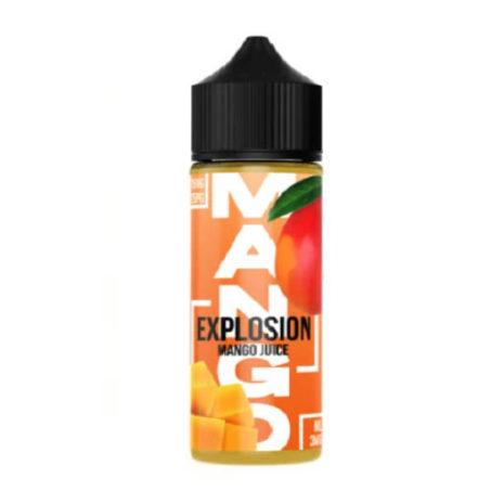 Explosion Range Mango 120ml 3mg