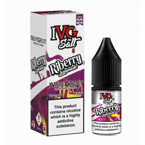 IVG Nic-Salt Riberry 30ml 50mg