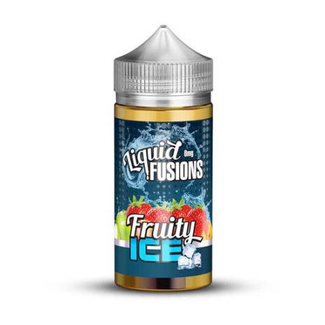 Liquid Fusions Fruity ice 100ml 3mg
