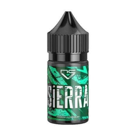 NCV nic salts 30ml 25mg Sierra