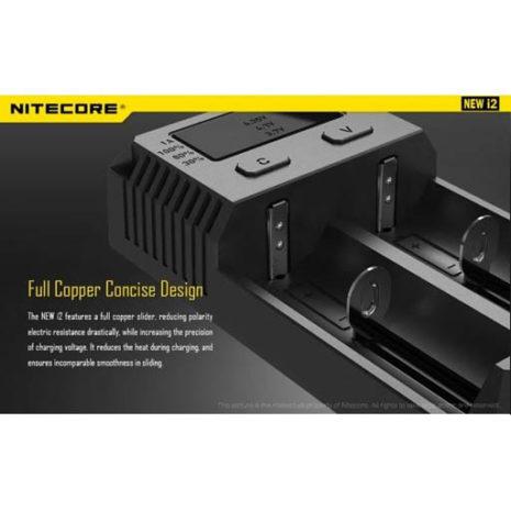 Nitecore New i2 Intellicharger 5