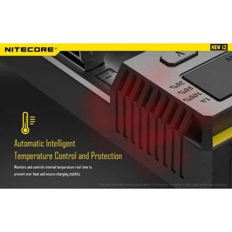 Nitecore New i2 Intellicharger 6