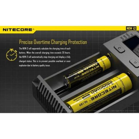 Nitecore New i2 Intellicharger 7