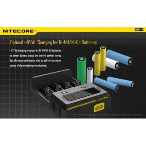 Nitecore New i4 Intellicharger 2