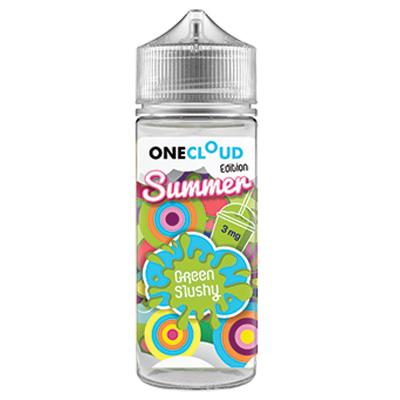 One Cloud summer edition Green slushy 120ml 3mg
