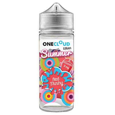 One Cloud summer edition Red Slushy 3mg 120ml