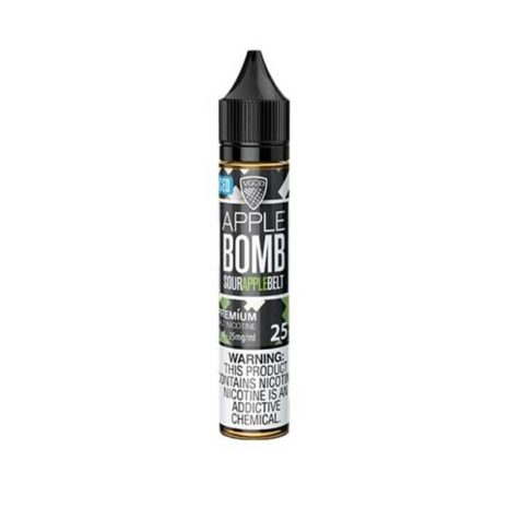 Vgod apple bomb no ice 30ml 50mg