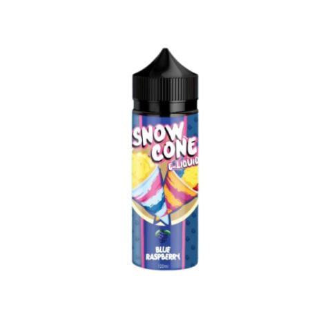 Snow Cone Blue Raspberry 30ml 25mg